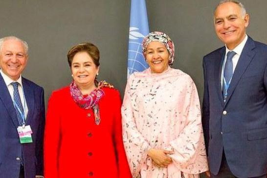 اجتماع رفيع المستوى حول المناخ والتعليم والطفولة بمبادرة من المغرب بالأمم المتحدة