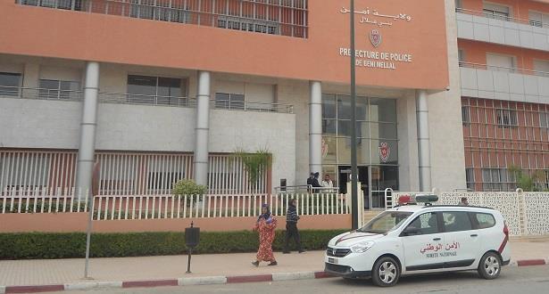 إيقاف شرطي وفتاتين قاموا بأفعال مخلة تحت تأثير الكحول ببني ملال