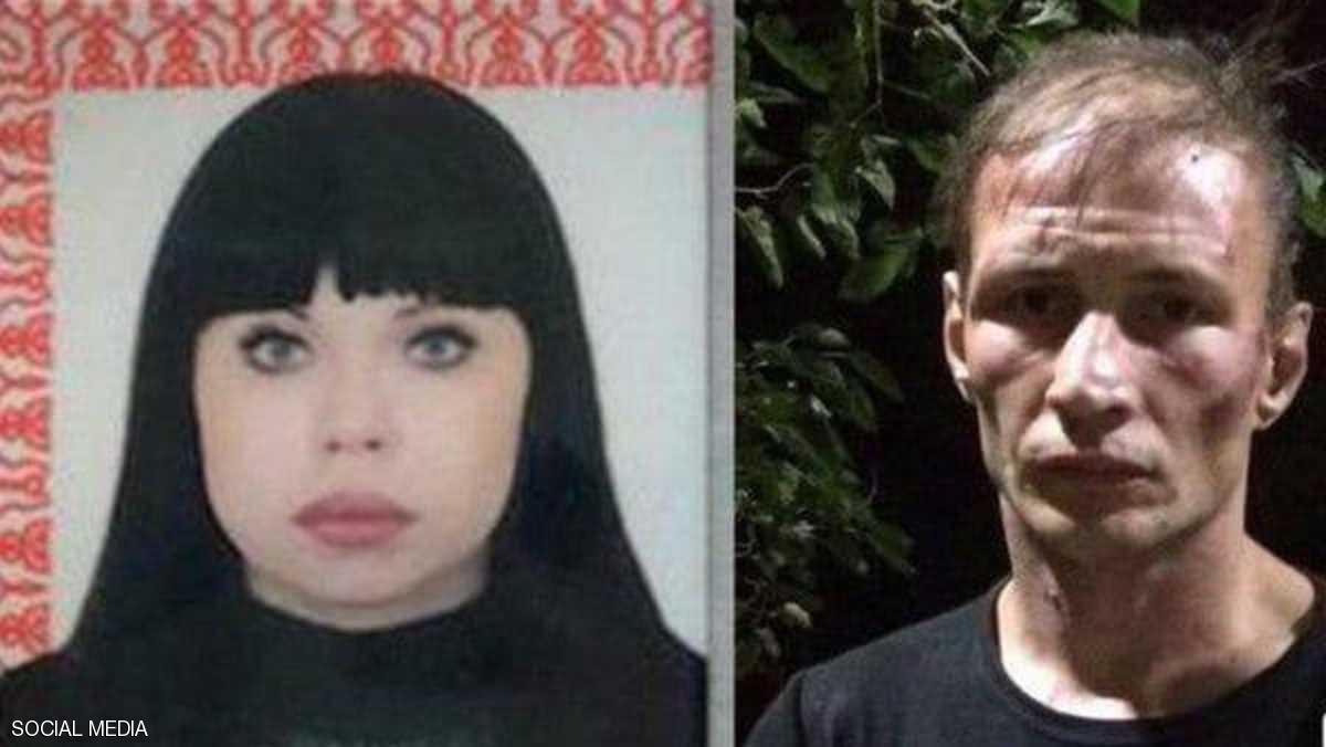 """روسي وزوجته """"أكلا 30 شخصا"""" في قبضة الأمن"""