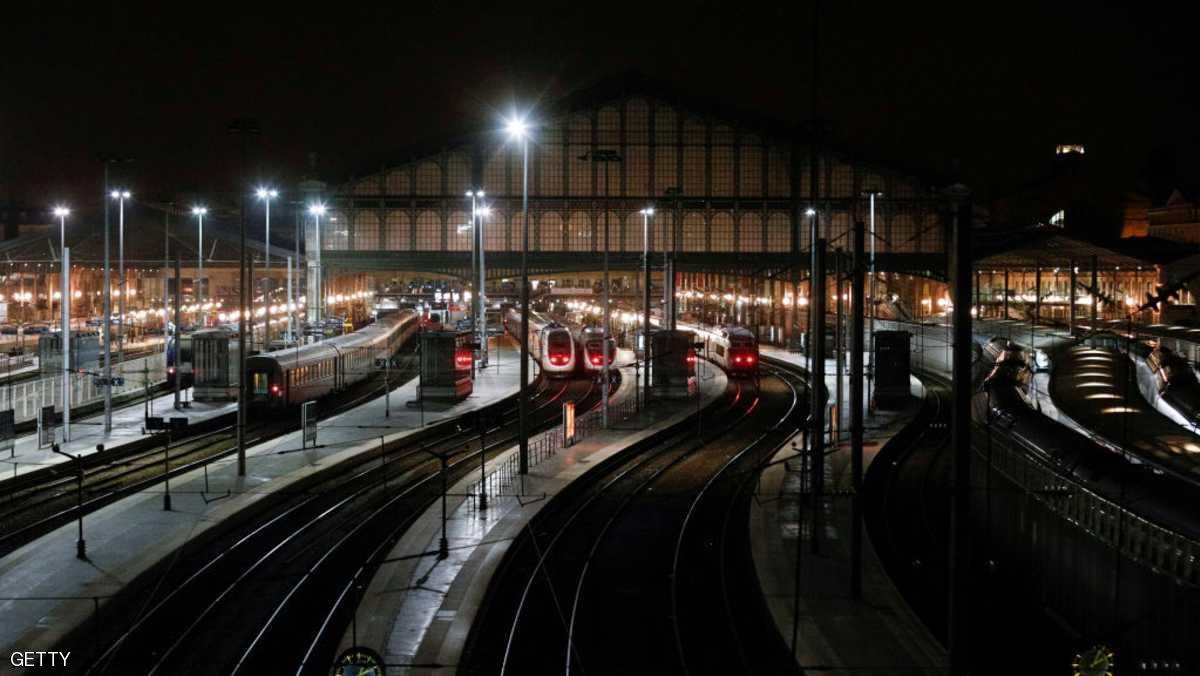 شرطة فرنسا تخشى هجمات إرهابية على القطارات