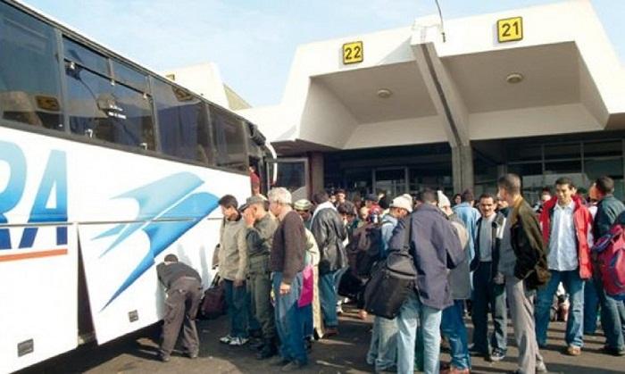 إحالة مخالفات تتعلق بالزيادة في أسعار تذاكر النقل على القضاء تزامنا مع عيد الأضحى