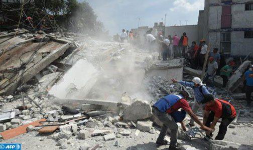 زلزال المكسيك : لا وجود لضحايا من أفراد الجالية