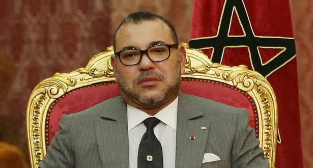 الملك محمد السادس يعزي الرئيس البرتغالي إثر الحرائق المهولة التي اندلعت ببلاده