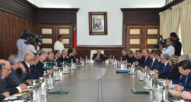 انعقاد مجلس للحكومة الثلاثاء 17 أكتوبر وعدد من القضايا في الأجاندا