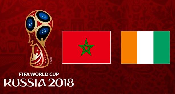 """رسميا… """"الفيفا"""" يحدد تاريخ مباراة المغرب وساحل العاج"""