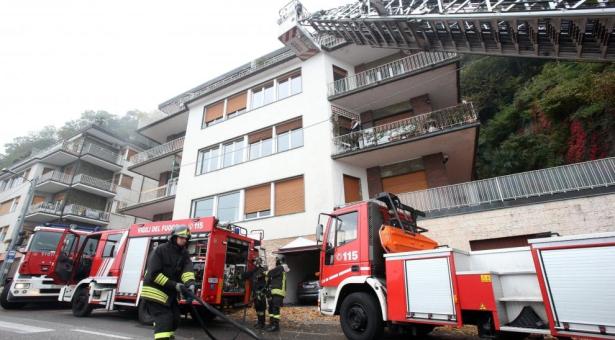 ارتفاع حصيلة المغاربة ضحايا حريق شب في منزل بميلانو