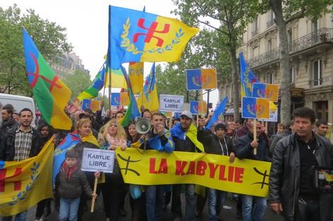 """منطقة """"القبائل"""" تنتظر دعم المغرب في قضية استقلالها عن الجزائر"""