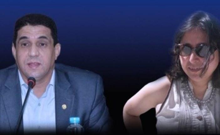 """""""زلزال ثقافي""""… بعد إثارتها للجدل اتحاد كتاب المغرب يطرد ليلى الشافعي"""