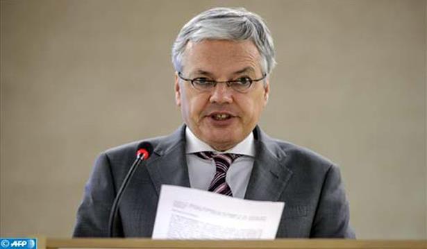 مساءلة وزير الشؤون الخارجية البلجيكي أمام البرلمان بعد تصريحات حول المغرب
