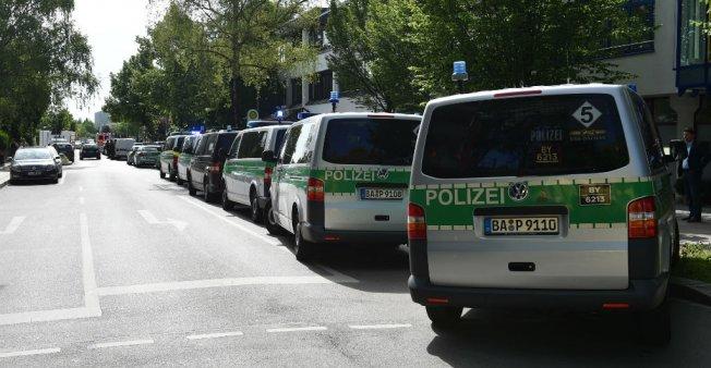 إصابة 8 أشخاص بجروح في هجوم بسكين بمدينة ميونيخ