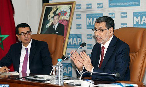 العثماني: حل مشاكل المواطنين واجب وليس الاحتجاج هو من يحدد الأولويات