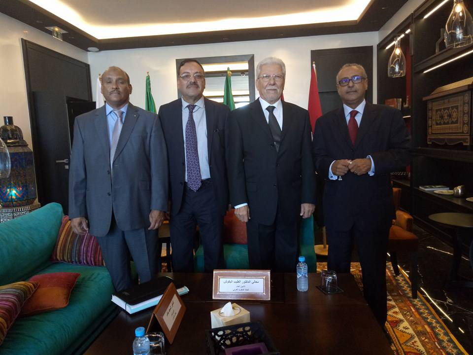 الأمانة العامة لاتحاد المغرب العربي تضخ نفسا جديدا في المؤسسات الاتحادية المغاربية