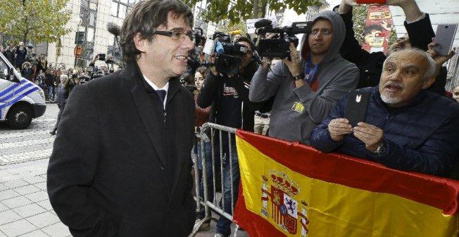 القضاء البلجيكي يؤجل قراره بشأن تنفيذ مذكرة الاعتقال بحق بيغديمونت