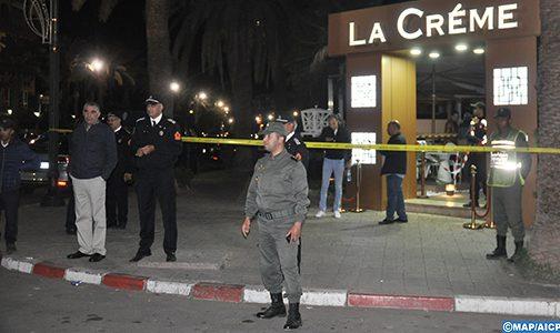 الطالبة التي أصيبت في إطلاق النار على مقهى بمراكش بصحة جيدة