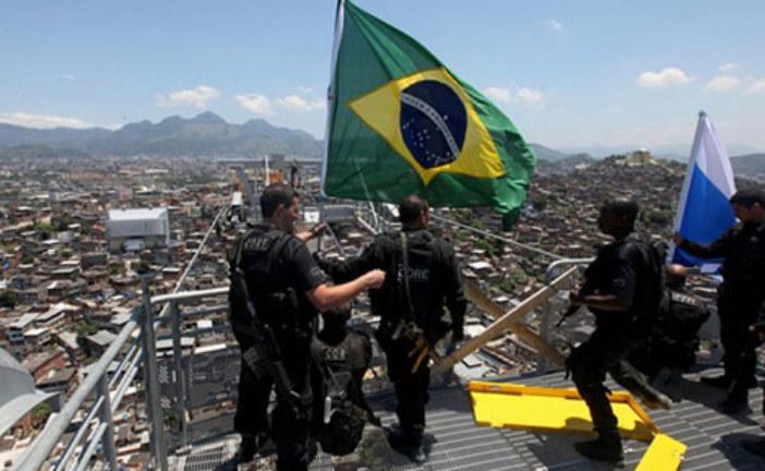 البرازيل .. مصرع 7 أشخاص في اشتباكات نارية مع الشرطة