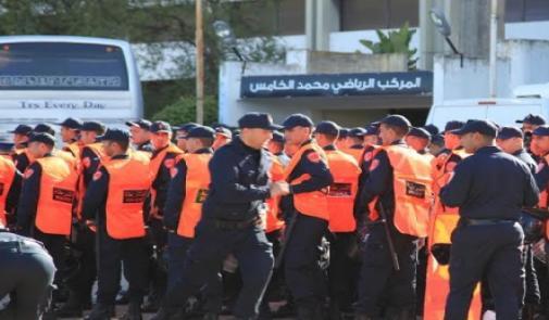 4000 رجل أمن لتأمين المباراة النهائية لعصبة الأبطال