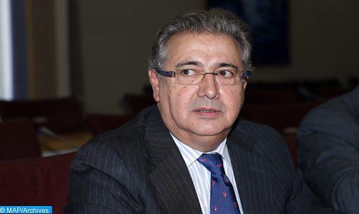 وزير الداخلية الإسباني يؤكد على أهمية التعاون بين إسبانيا والمغرب في مجال مكافحة الإرهاب