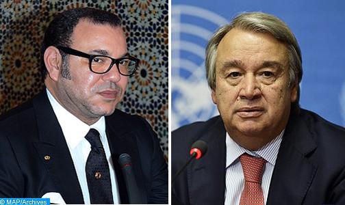 الملك رئيس لجنة القدس يراسل الأمين العام للأمم المتحدة بخصوص بيت المقدس