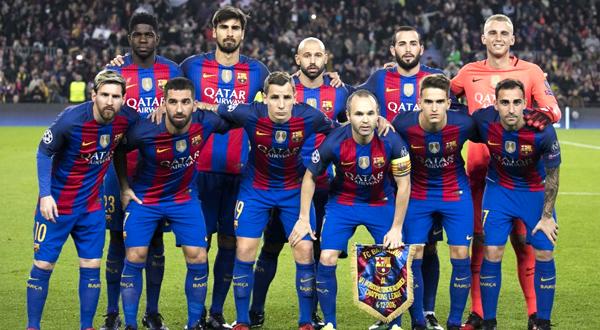 برشلونة يريد التخلص من عدد من اللاعبين