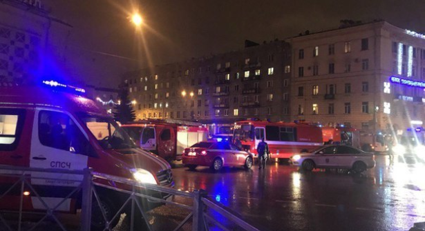 الشرطة تعتقل منفذ الاعتداء في سان بطرسبورغ