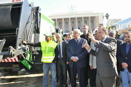 شركة جديدة لتدبير قطاع النظافة بمنطقتي الزيتونة وحمرية بمكناس