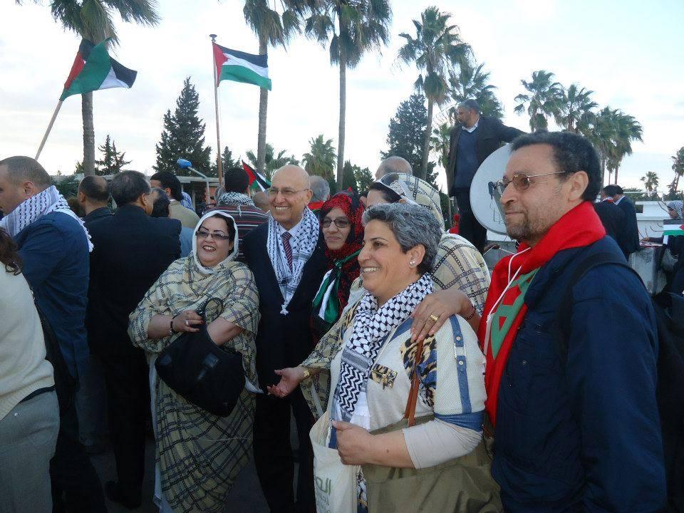 لماذا نحن أفراد الجالية المغربية نشارك بحيوية في مسيرات القدس بإيطاليا؟