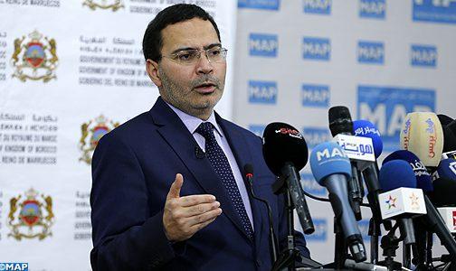 الخلفي: المغرب كان سباقا للتعبير عن المواقف اللازمة بخصوص القدس في الوقت المناسب