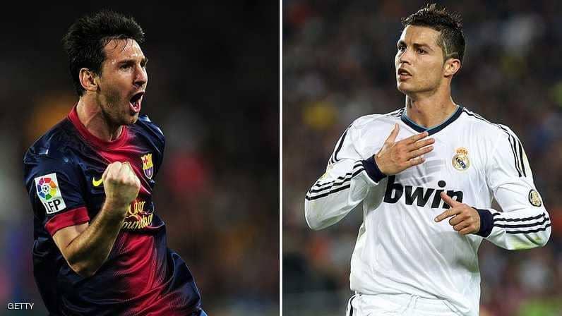 من الأفضل ميسي أم رونالدو بلغة الأرقام؟