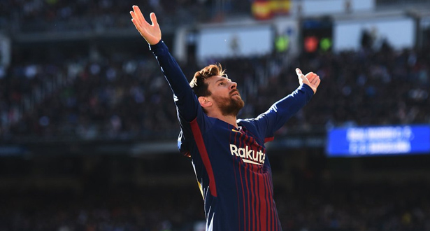 ميسي يوجه رسالة لجماهير نادي برشلونة بعد الكلاسيكو