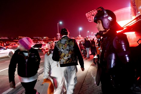 فرق أمنية جديدة لتأمين احتفالات المغاربة برأس السنة الميلادية الجديدة