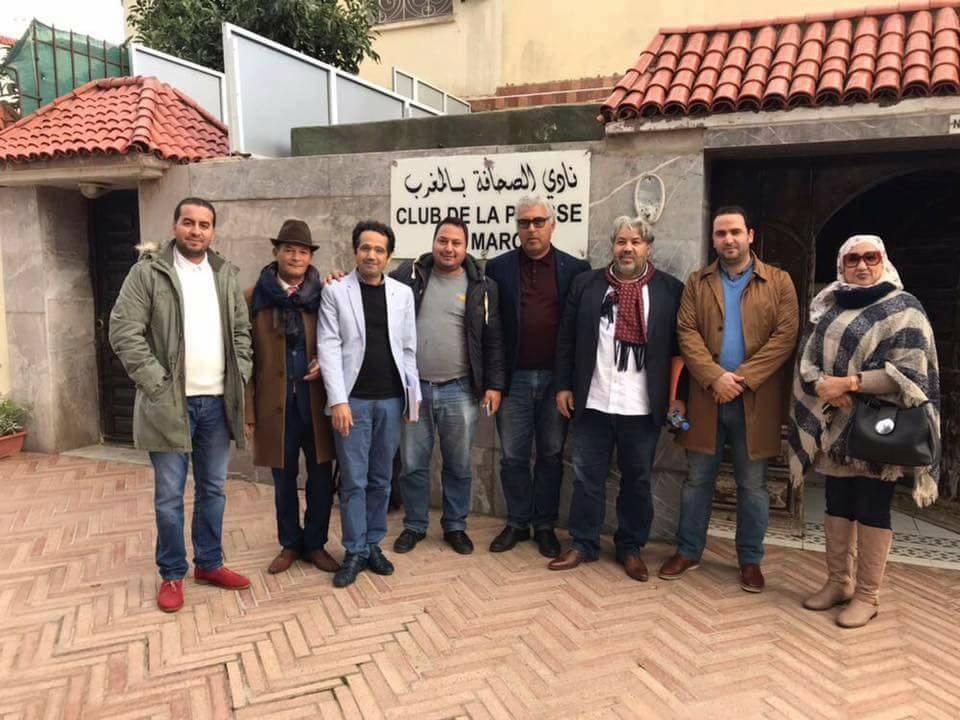 مهنيو الصحافة الإلكترونية بالمغرب يتوحدون داخل إطار جمعوي