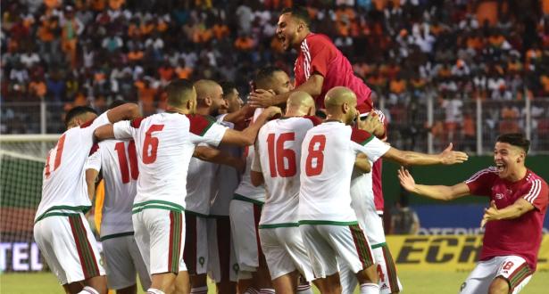 الفيفا تكشف تشكيلة المنتخب المغربي في مواجهة إسبانيا