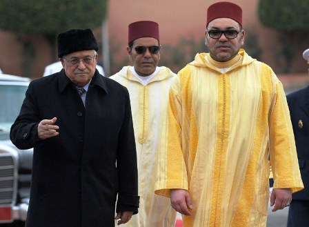 دولة فلسطين تشكر المغرب على موقفه المشرف بشأن القدس