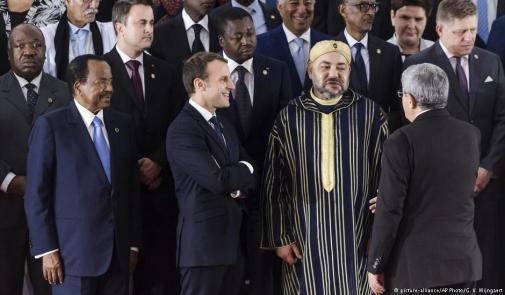 """الصحف العالمية تتحدث عن اختراق مغربي ناعم يصل جنوب أفريقيا """"القلعة"""""""
