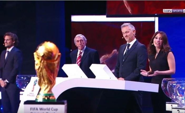 شاهد البث المباشر لقرعة مونديال روسيا 2018 وتعرف على مجموعة المغرب