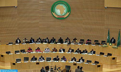 انتخاب المغرب بمجلس السلم والأمن التابع للاتحاد الإفريقي