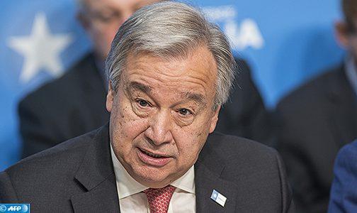 """الأمم المتحدة تعرب عن """"قلقها البالغ"""" إزاء التوترات الأخيرة قربالكركارات"""