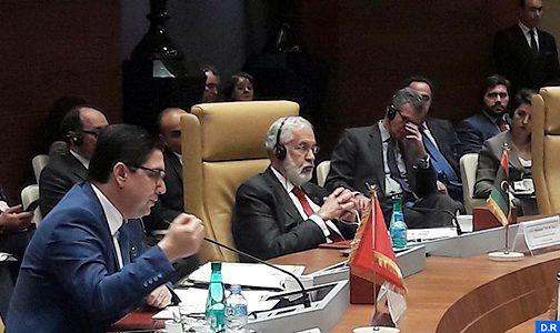 المغرب يجدد التأكيد على تمسكه بحوار 5 + 5 مفتوح وصريح وشامل وعملي