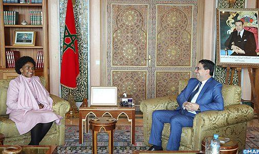 المغرب وجنوب إفريقيا يتقاسمان نفس الرؤية حول القارة الإفريقية
