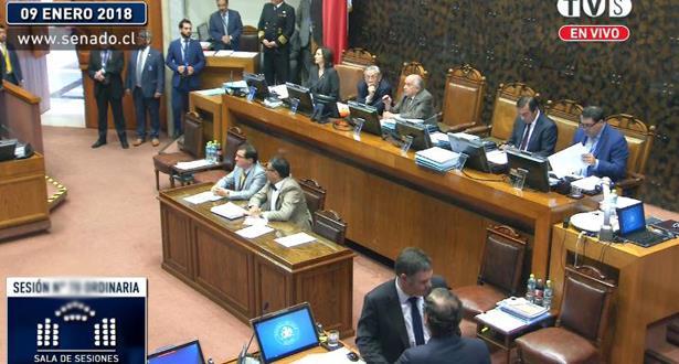 مجلس الشيوخ الشيلي يعتمد قرارا يدعم الحكم الذاتي بالصحراء