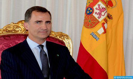 """الاعتداءات التي ارتكبتها """"البوليساريو"""" فوق مكتب ملك إسبانيا"""