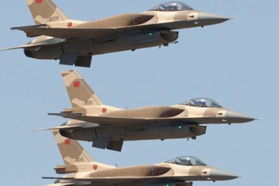 """مقاتلات """"إف 16"""" المغربية تستنفر المخابرات الحربية الجزائرية"""