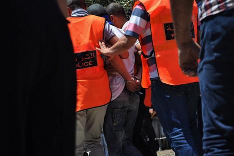 اعتقال موظف بمندوبية التعاون الوطني وخمسة آخرين بالرباط