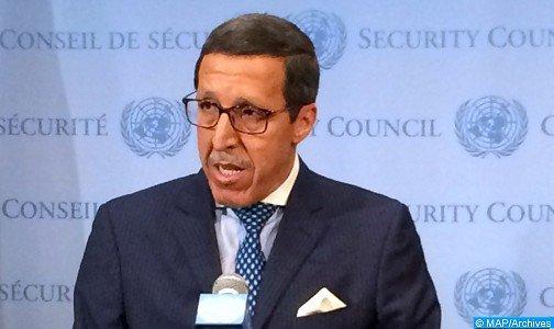 """عمر هلال ل""""البوليساريو"""": """"لصبر المملكة المغربية حدود"""""""