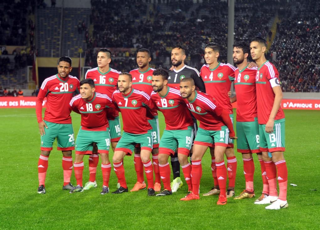 """المنتخب المغربي المحلي يتأهل لنهائي """"الشان"""" بعد فوز صعب أمام ليبيا"""