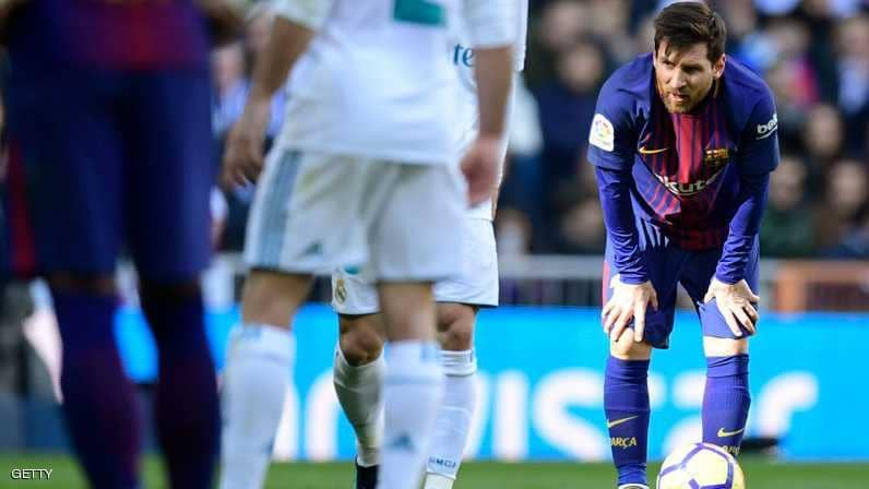 """""""بند غريب"""" يعجل برحيل ميسي عن برشلونة"""