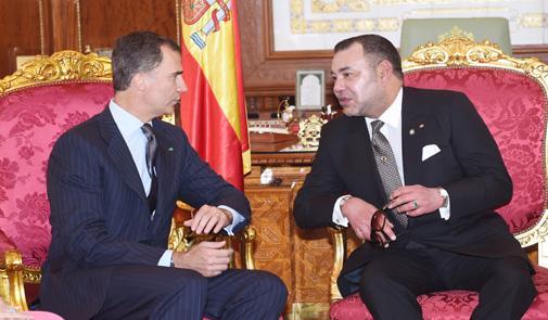 تأخير زيارة ملك إسبانيا للمغرب إلى مارس المقبل