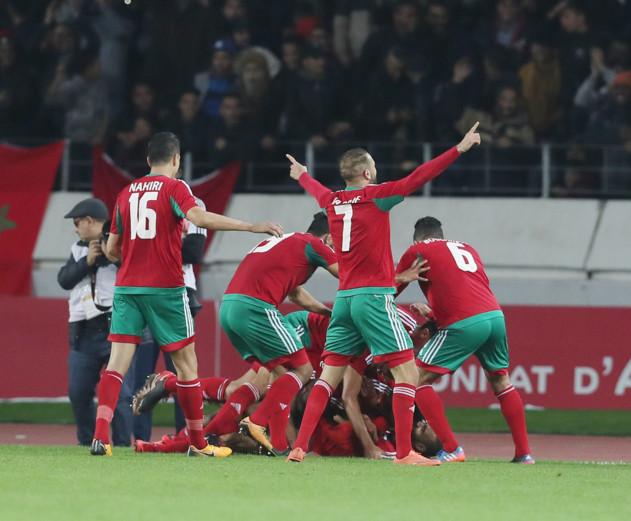 تعرف على تشكيلة المنتخب المغربي المحلي في مواجهة ليبيا