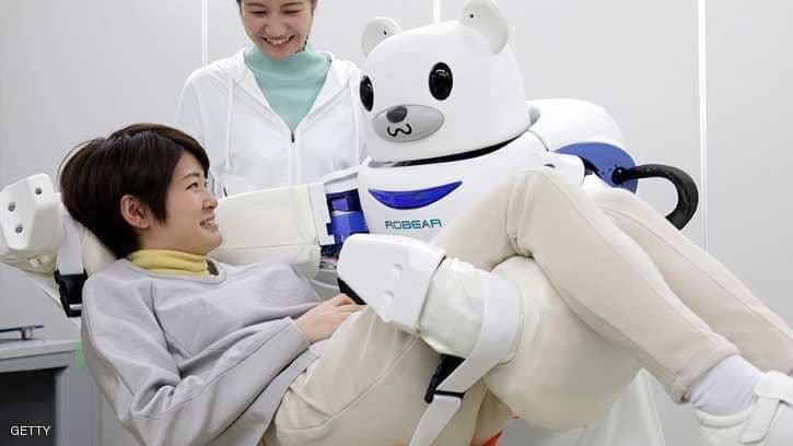 الروبوت سيكون صديقي كبار السن في اليابان