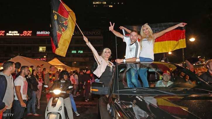 ألمانيا تبيح بعض المحظورات خلال فترة المونديال